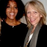 Liza and Sarah Jones