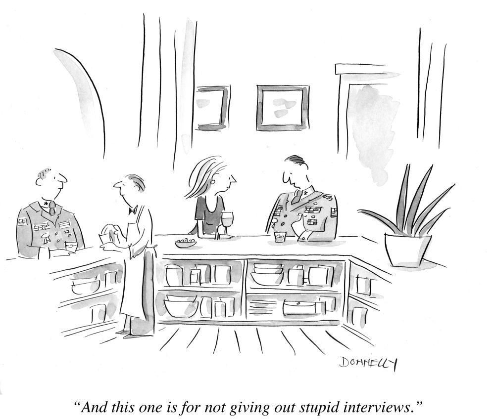 Liza Donnelly Editorial Cartoons New Yorker Cartoonist