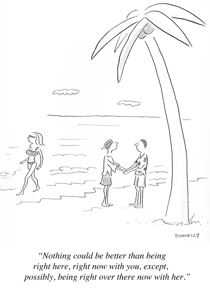 Beach Cartoon Edited 1 Liza Donnelly