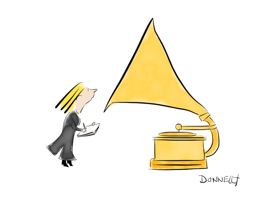 Liza and Grammy